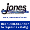 Jonesawards.com logo