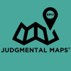 Judgmentalmaps.com logo