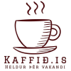 Kaffid.is logo
