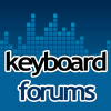 Keyboardforums.com logo