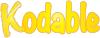 Kodable.com logo
