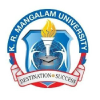 Krmangalam.edu.in logo