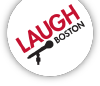 Laughboston.com logo