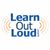 Learnoutloud.com logo