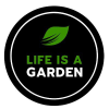 Lifeisagarden.co.za logo