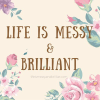 Lifeismessyandbrilliant.com logo
