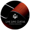 Liveloveguitar.com logo