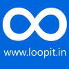Loopit.in logo