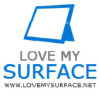 Lovemysurface.net logo