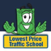 Lowestpricetrafficschool.com logo