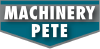 Machinerypete.com logo