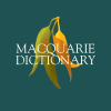 Macquariedictionary.com.au logo