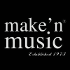 Makenmusic.com logo