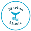 Marinamusic.com logo
