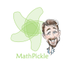 Mathpickle.com logo