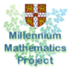 Maths.org logo