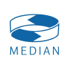 Median.eu logo