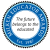 Milkeneducatorawards.org logo