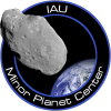 Minorplanetcenter.net logo