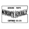 Moderategenerally.com logo