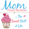 Momdoesreviews.com logo