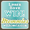 Mommieswithcents.com logo