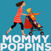 Mommypoppins.com logo