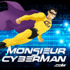 Monsieurcyberman.com logo