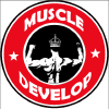 Muscledevelop.com logo