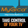 Mygica.tv logo