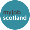 Myjobscotland.gov.uk logo