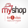 Myshop.tn logo