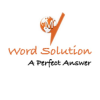 Mywordsolution.com logo
