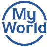 Myworld.com.mm logo