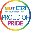 Nelft.nhs.uk logo