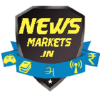 Newsmarkets.in logo