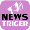 Newstriger.com logo