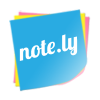 Note.ly logo