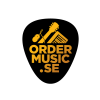 Ordermusic.se logo