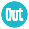 Out.be logo