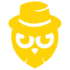 Owlhatworld.com logo
