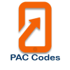 Paccodes.co.uk logo