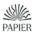 Papier's logo