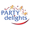 Partydelights.co.uk logo