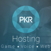 Pkrhosting.co.uk logo