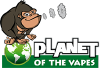 Planetofthevapes.co.uk logo