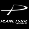 Planetside.co.uk logo