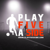 Playfiveaside.com logo