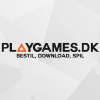 Playgames.dk logo