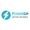 Powerupwhatworks.org logo
